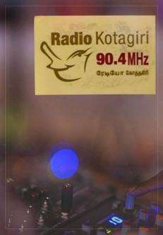 Radio Kotagiri 90.4 MHz