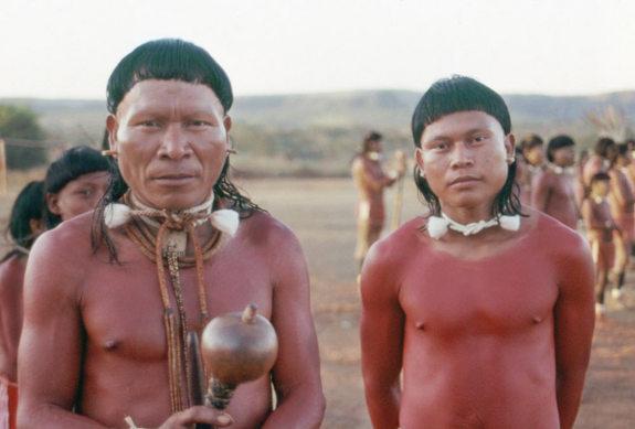 Indigenas Guayana Waiwai