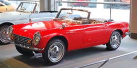1963年(昭和38年)発売  ホンダ・S500