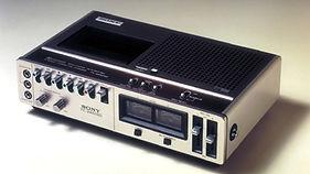 昭和48年発売 ソニーTC-2850SD カセットデンスケ