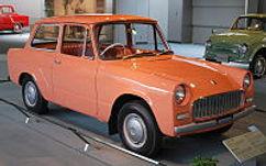 初代パブリカ700(UP10型) 初代パブリカ700(UP10型) 昭和36年6月発売