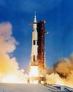 1969年7月16日(昭和44年)アポロ11号発射