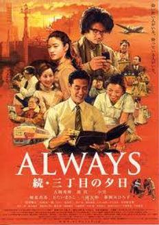 「ALWAYS 三丁目の夕日」のポスター