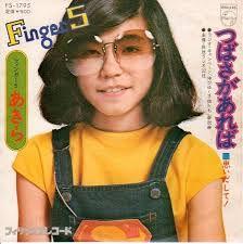 当時人気だったフィンガー5のあきらがトンボめがね