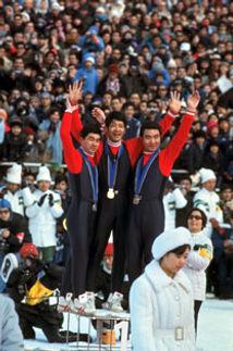 昭和47年 札幌オリンピック「日の丸飛行隊」