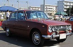 いすゞ・ベレット(初代)KPDA型1963年(昭和38年)製造開始