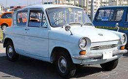 マツダ・キャロル(初代)KPDA型1962年(昭和37年)