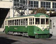 6152号は「ALWAYS三丁目の夕日」のCGモデルになった車両です。6000形は、1947年(昭和22年)から1952年(昭和27年