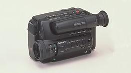 昭和64年ソニー8ミリビデオカメラ「CCD-TR55」