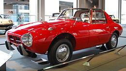トヨタ スポーツ 8001965年(昭和40年)3月から発売された。