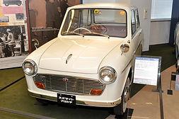 スズライト・フロンテ(初代)TLA型1962年(昭和37年)製造開始