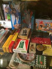 昭和の時使った雑貨沢山あります