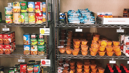 Cooking Healthy From a Food Pantry