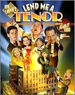 Lend Me A Tenor - Broadway