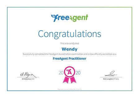 FreeAgent Certificate.jpg