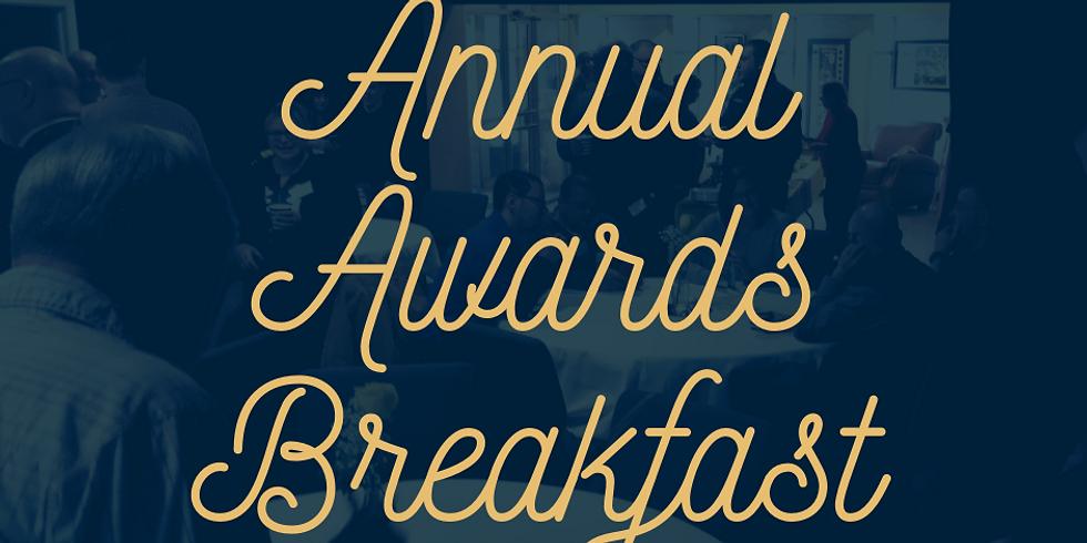Annual Awards Breakfast