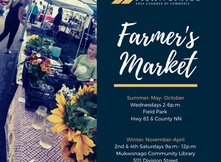 Summer Farmers Markets Begin