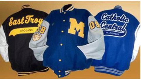 Varsity Letter Jacket