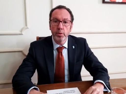 COMUNICADO OFICIAL - JUEVES NUEVE DE JULIO - SITUACIÓN DE COVID-19 EN CARLOS CASARES