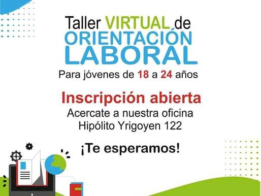 Se abre el curso de orientación laboral virtual