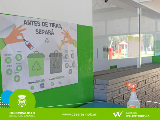 Mañana abre el balneario municipal con estrictos protocolos