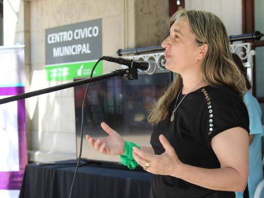 """Ada García: """"Orgullo y satisfacción"""""""