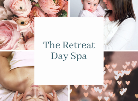 Mother's Day Specials at The Retreat