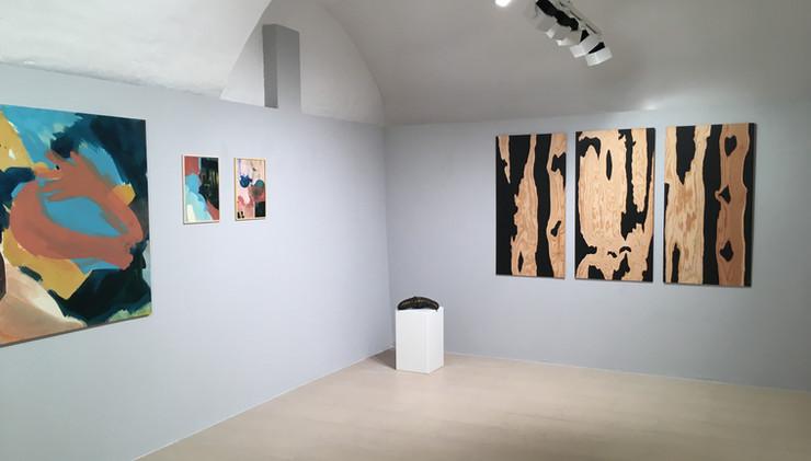 Ausstellungsansicht Young ART AUSTRIA