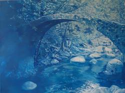 R. Jurtitsch: Antike Brücke, 2012