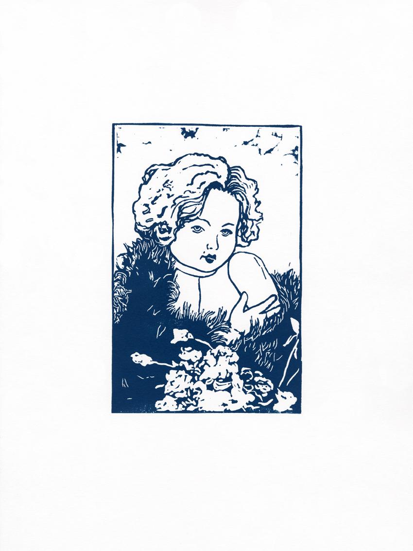 Flora Zimmeter: Marlene, 2017