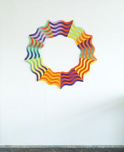 Michael Wegerer: Fold Circle No2, 2020