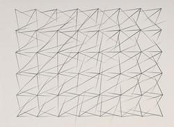 Barbara Höller: axes-pattern00, 2020