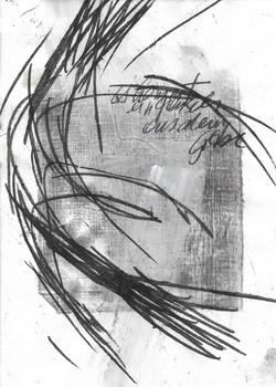 Regina Hadraba: es komme ein Mensch aus dem Grabe, 2020