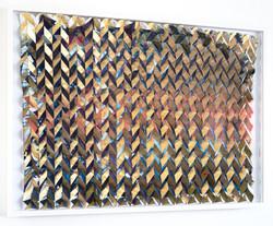 Michael Wegerer: Folded Figure No37 (Coral Reef), 2021