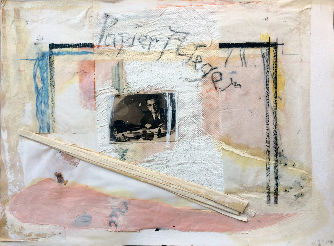 Peter Hofmann-Gir: Papierflieger