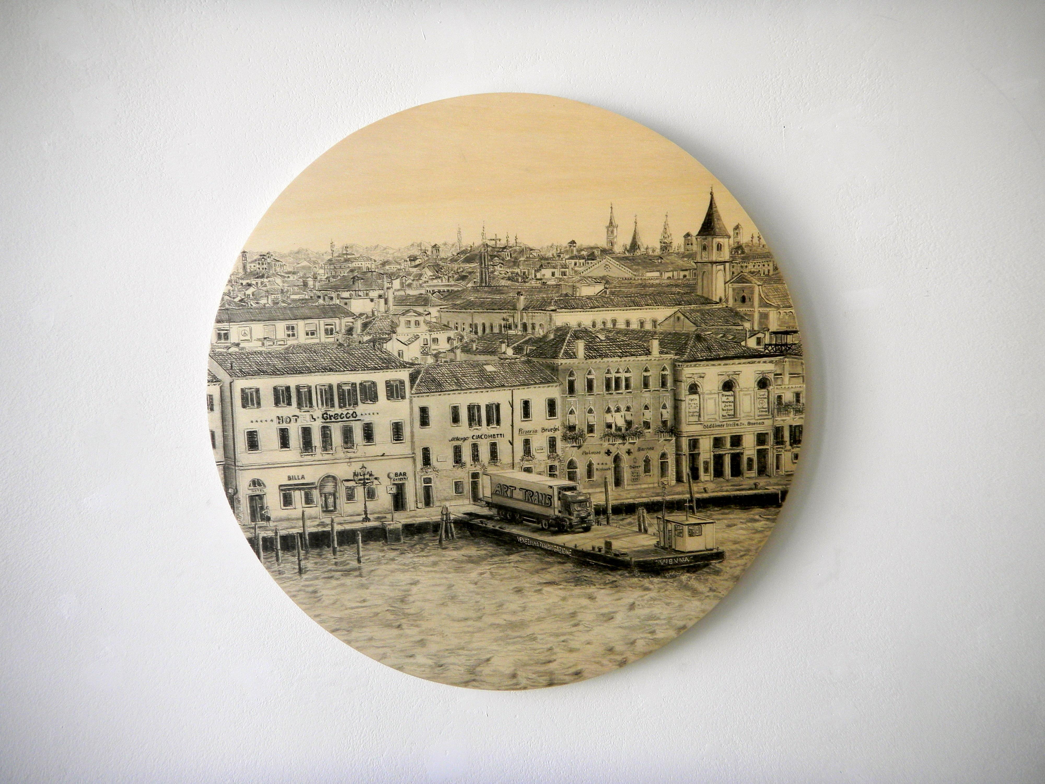 D. Franz: Billa Venezia, 2012