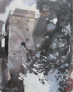 R. Jurtitsch: Turm, 2015