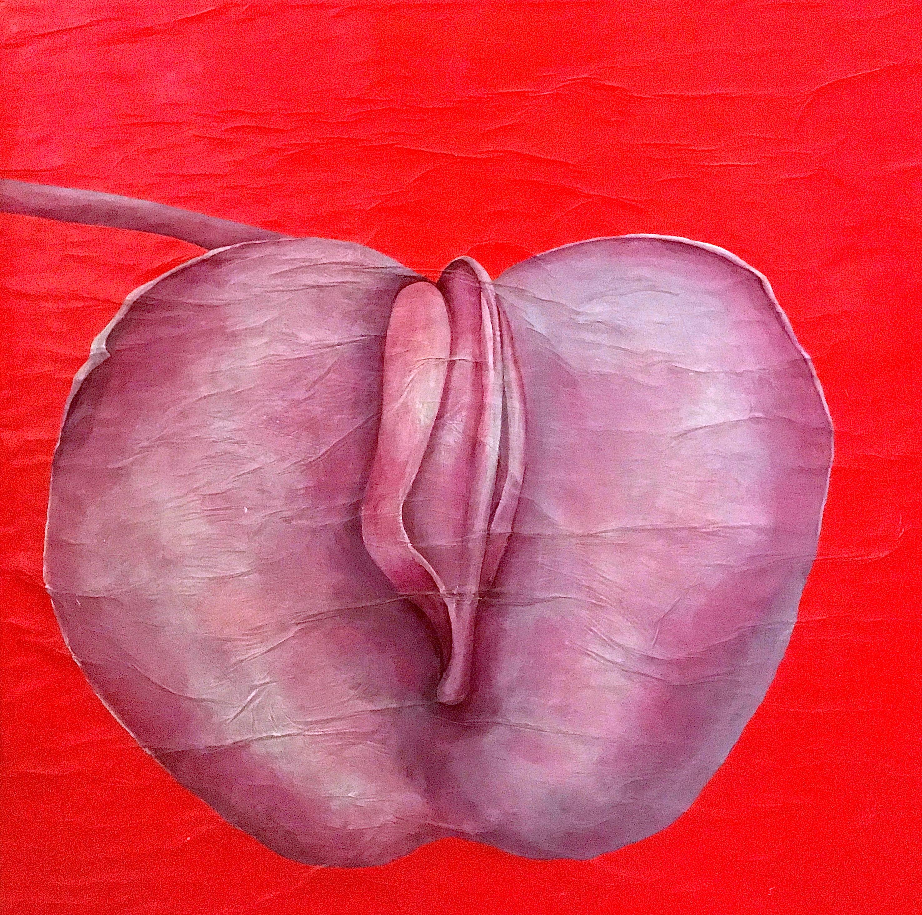 Lidia Fiabane: Clitoria  ternatea