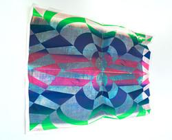 Michael Wegerer: New Generation Fold No40 (Mirror-Light RGB)