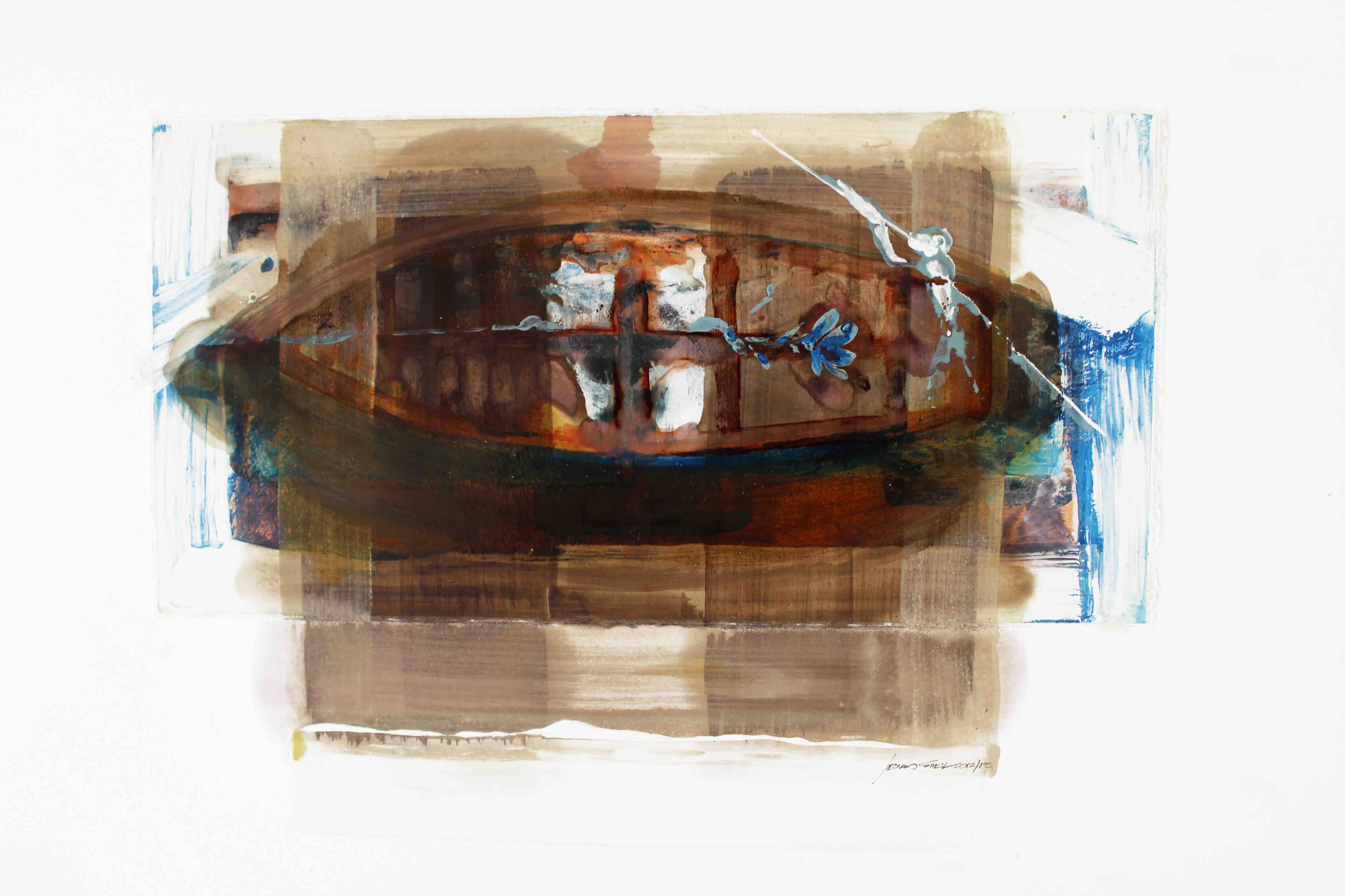 Leonard Sheil: Insel No.5, 2013/14