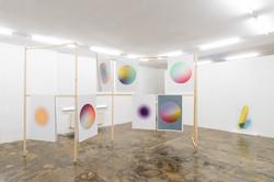 Michael Wegerer: Ausstellungsansicht