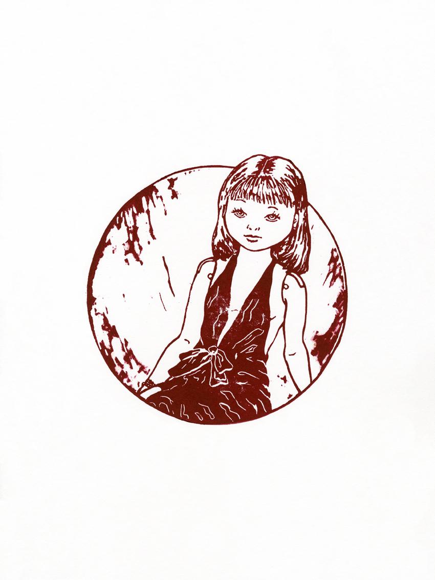 Flora Zimmeter: Michelle, 2017