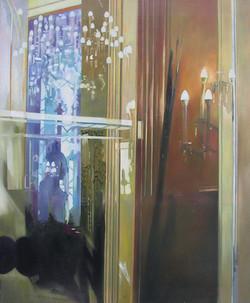 R. Jurtitsch: Spiegelung, 2013