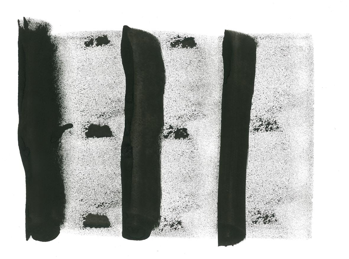 Tina Greisberger: Zen Zeries#4, 2017
