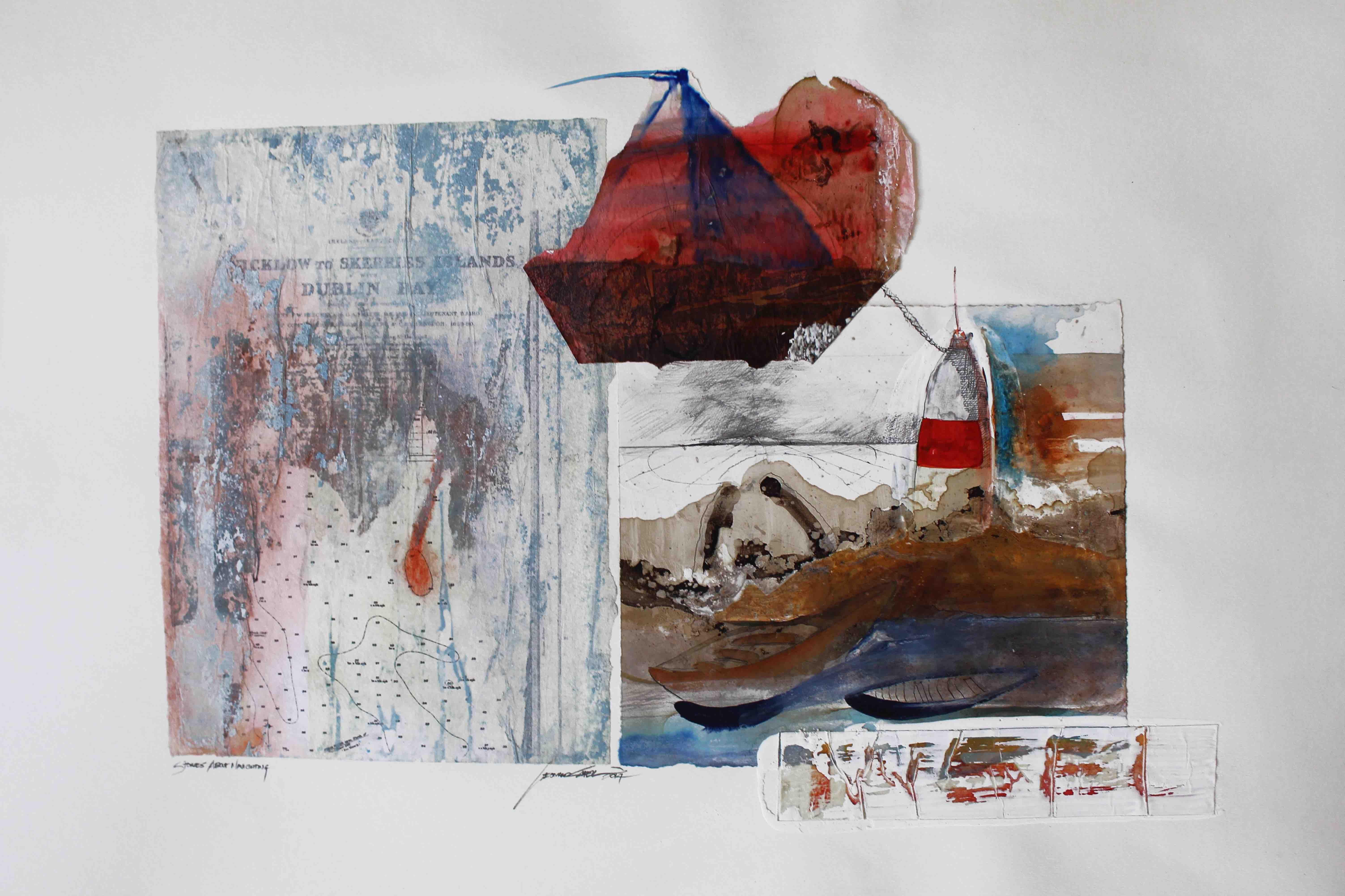 Leonard Sheil: Insel No.1, 2014/14