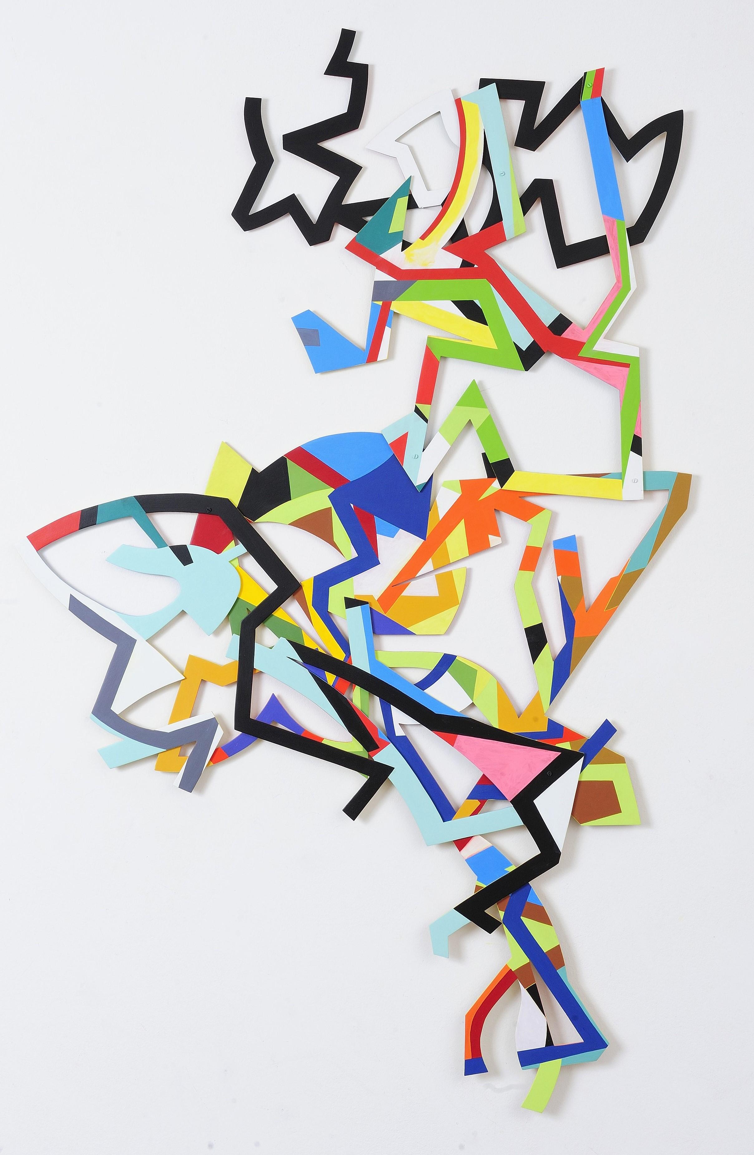 Birgit Zinner: Der Teufel, 2013