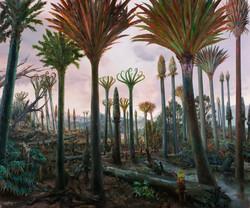 Paul Braunsteiner: Bäume