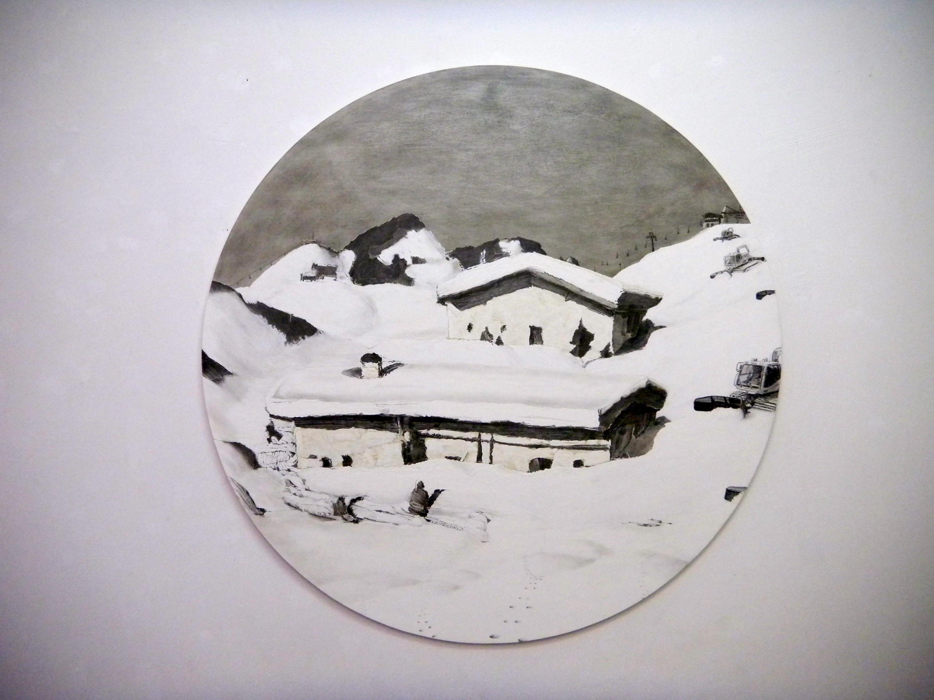 D. Franz: Winteridylle, 2012
