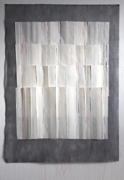 Christine Maringer: Blau mit Rot