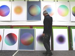 Michael Wegerer: Studioansicht